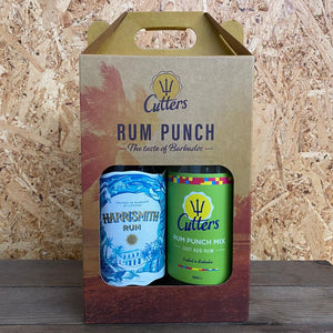 Cutters Barbados Rum Punch Gift Box (2 x 500ml)