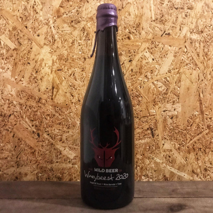 Wild Beer Co Wineybeast 2020 10.7% (750ml)