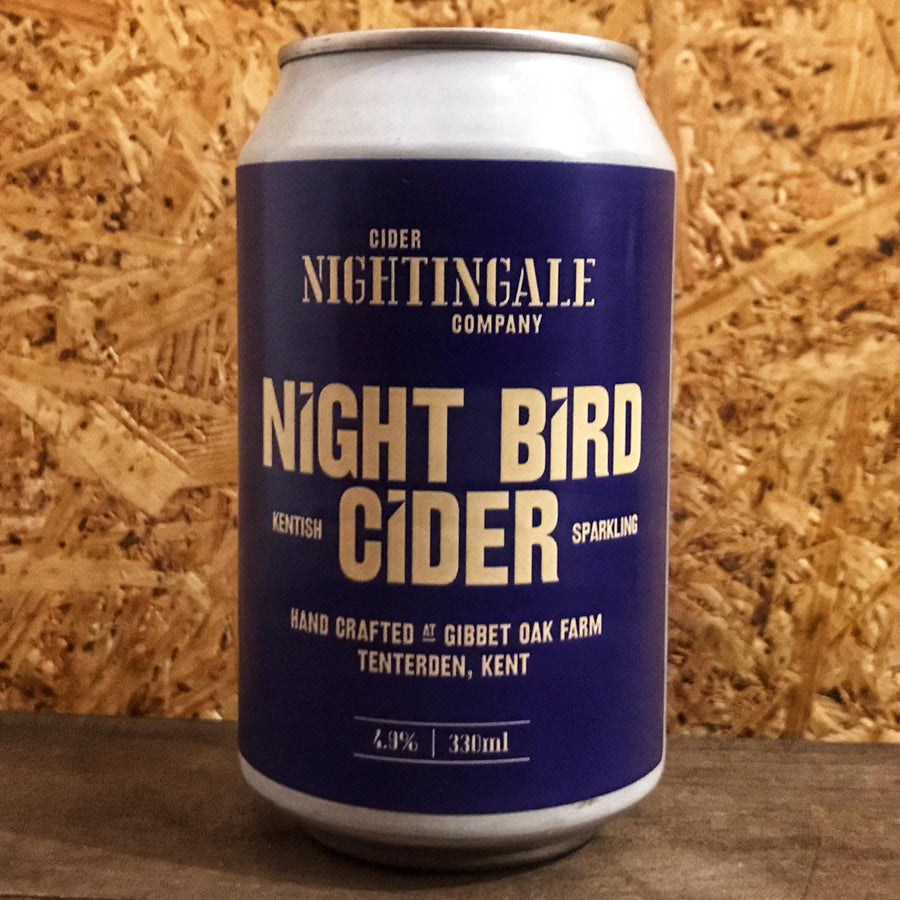 Nightingale Cider Night Bird 4.9% (330ml)