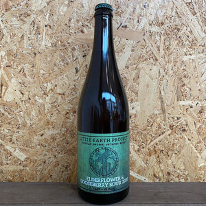 Little Earth Project Elderflower & Gooseberry 4.9% (750ml)