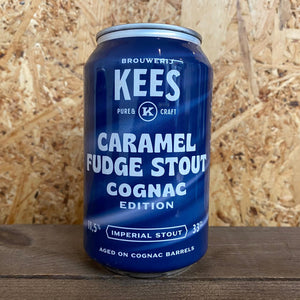 Kees BA Caramel Fudge Stout Cognac 11.5% (330ml)