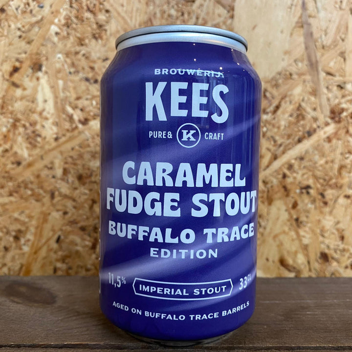 Kees BA Caramel Fudge Stout Buffalo Trace 11.5% (330ml)