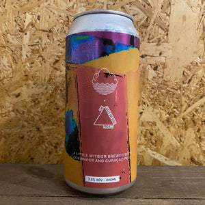 Queer Brewing Co Statement Of Intent 3.5% (440ml)