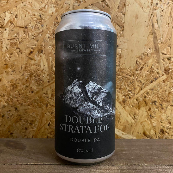 Burnt Mill Double Strata Fog DIPA 8% (440ml)