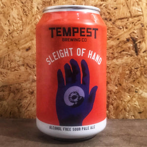 Tempest Sleight of Hand AF 0.5% (330ml)