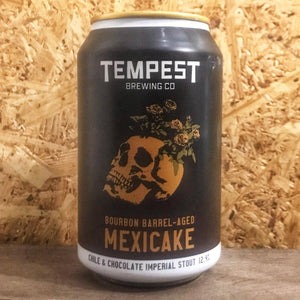 Tempest BA Mexicake Bourbon Barrel 12.4% (330ml)