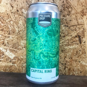 Pressure Drop Capital Ring IPA 6.2% (440ml)