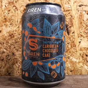 Siren BA Caribbean Chocolate Cake 8.8% (330ml)
