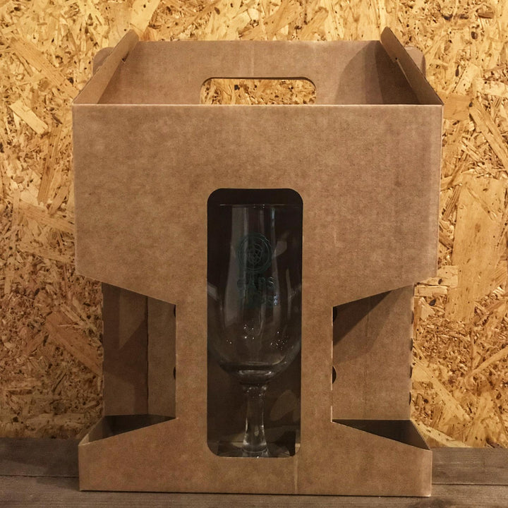 Gift Pack with Glass