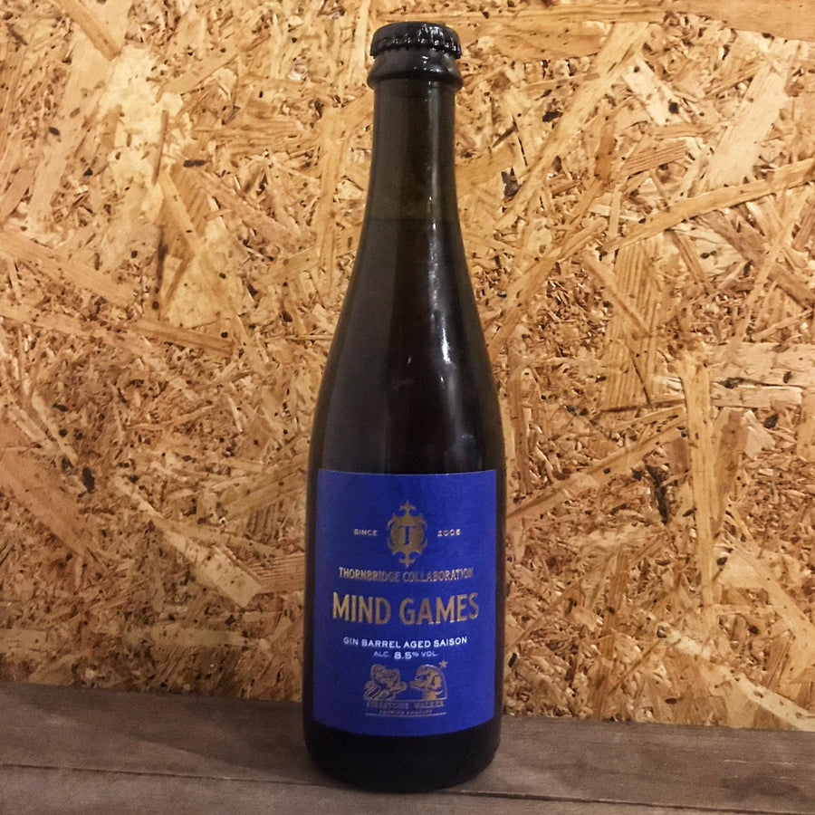 Thornbridge x Firestone Walker Mind Games 6.5% (375ml)
