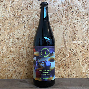 Marble Pineapple, Cacao and Acai Imperial Stout 12% (660ml)