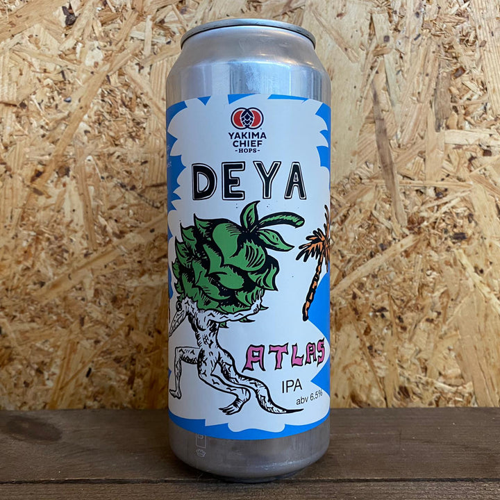 DEYA Atlas IPA 6.5% (500ml)