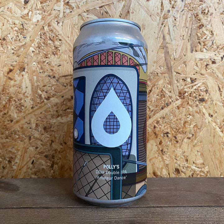 Polly's Brew Co Amateur Dance DDH DIPA 8.1% (440ml)