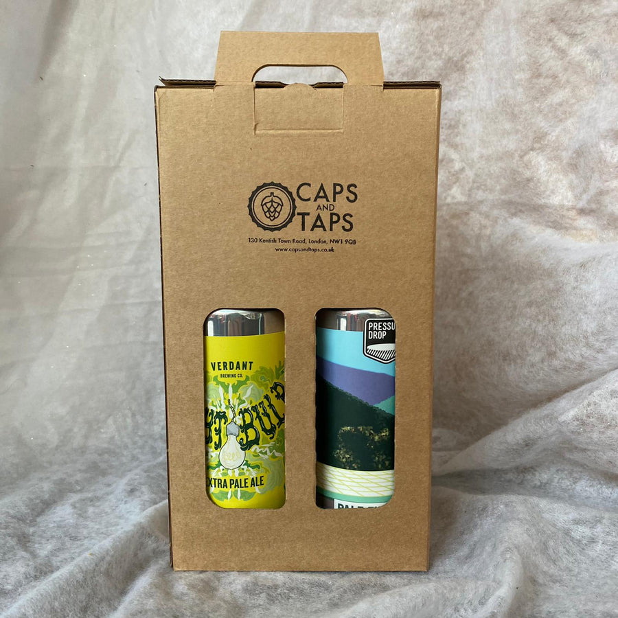 UK Pale Ale Gift Pack 4.5-4.8% (4x440ml)