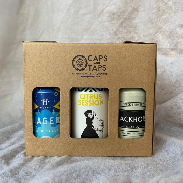 London Mixed Can Pack (6 x 330ml)