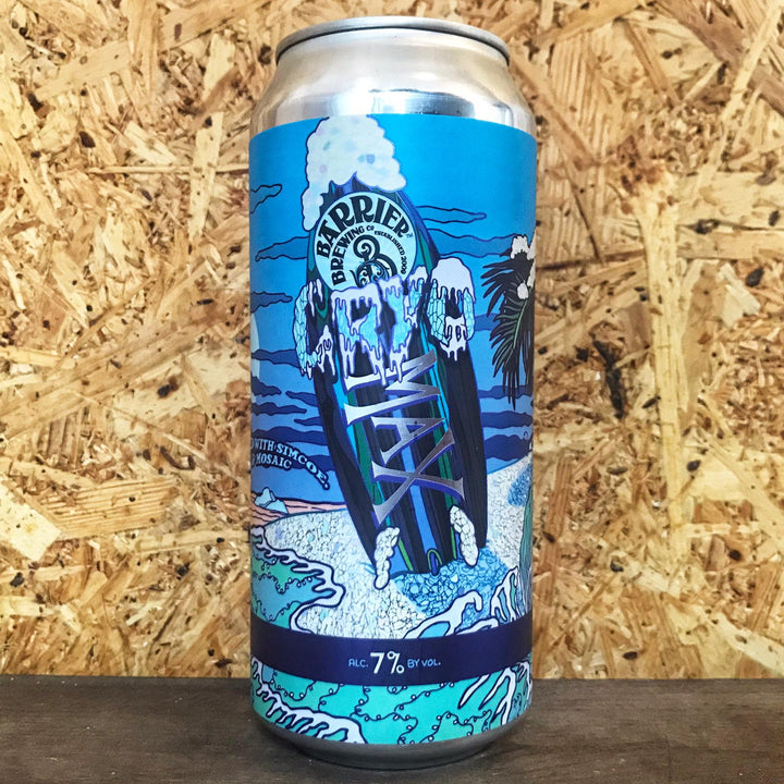 Barrier Cryomax Winter IPA 7% (473ml)