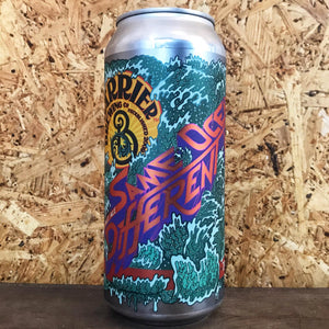 Barrier Same Ocean, Different Waves NEIPA 7.4% (473ml)