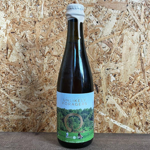 Equilibrium Brewery Unlikely Foragers Pinot Gris Barrel Aged Edition 6.5% (375ml)