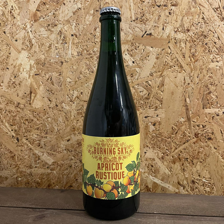 Burning Sky Apricot Rustique 8.5% (750ml)
