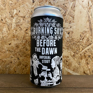 Burning Sky Before The Dawn Imperial Stout 10.5% (440ml)