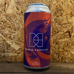 Double Barrelled Athol on Double Bass IPA 6% (440ml)