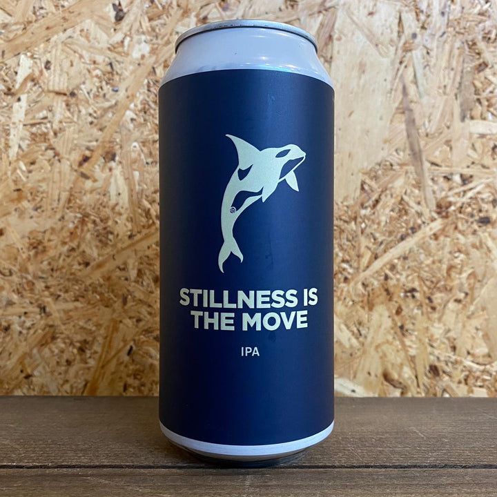 Pomona Island Stillness is the Move DDH IPA 6.5% (440ml)