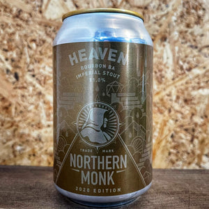 Northern Monk Heaven BA Stout 11% (330ml)
