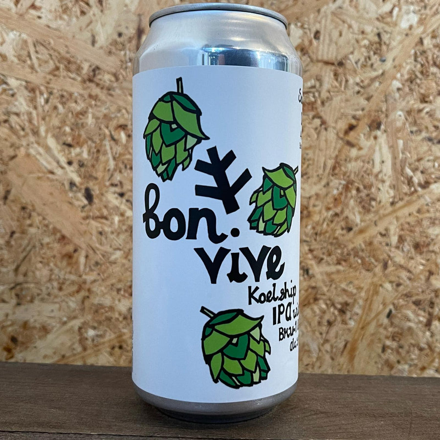 St Mars of the Desert Bon Vive IPA 5.4% (440ml)