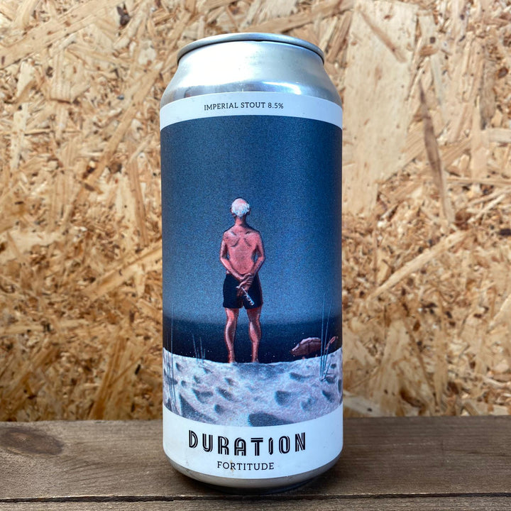 Duration Fortitude Imperial Stout 8.%% (440ml)