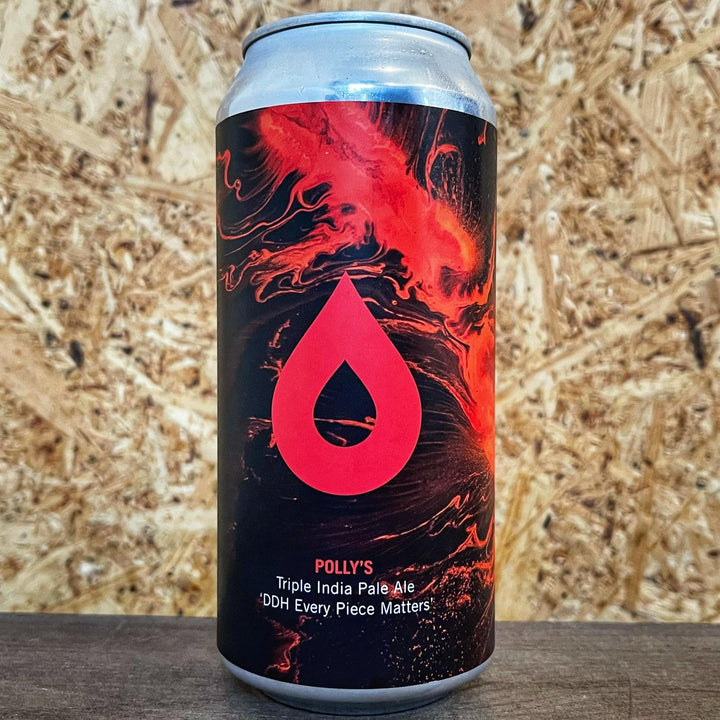 Polly's Brew Co DDH Every Piece Matters TIPA 10% (440ml)