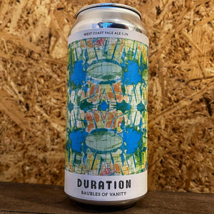 Duration Baubles of Vanity Pale Ale 5.2% (440ml)