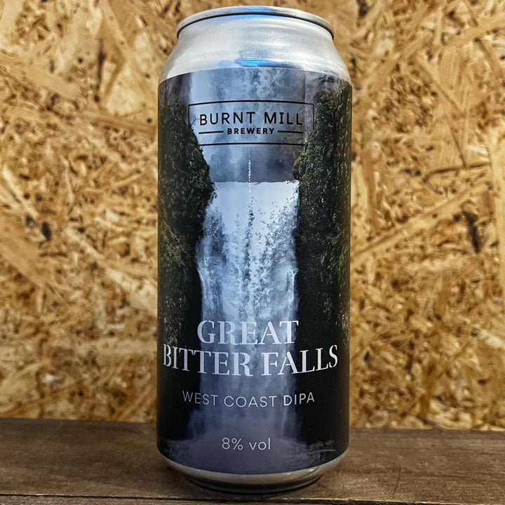 Burnt Mill Great Bitter Falls WC DIPA 8% (440ml)