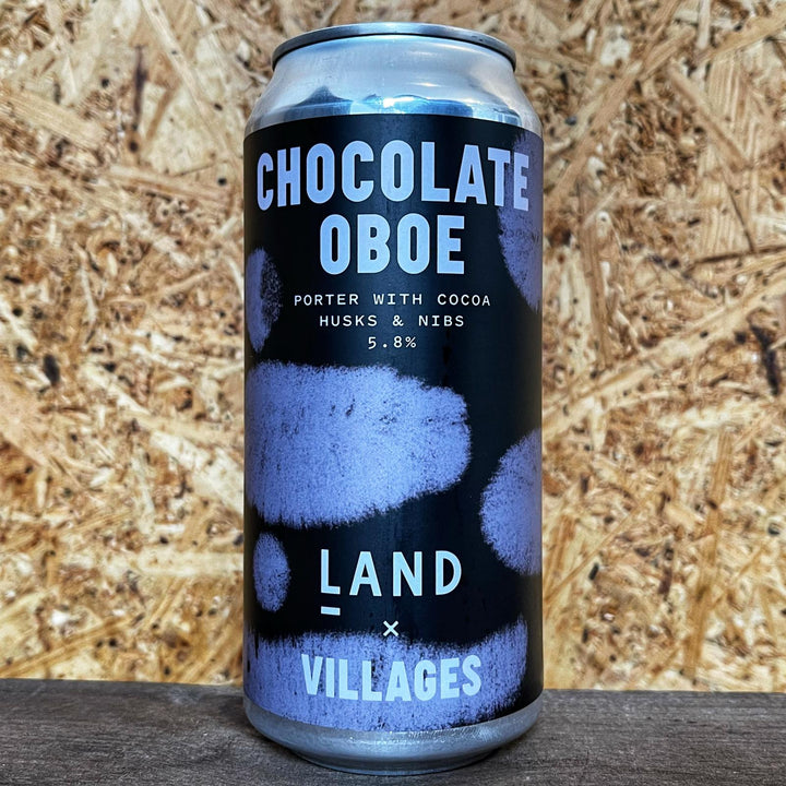 Villages Chocolate Oboe Porter 5.8% (440ml)