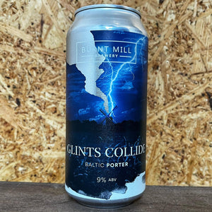 Burnt Mill Glints Collide Baltic Porter 9% (440ml)