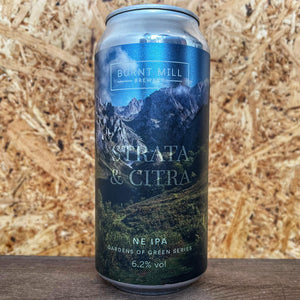 Burnt Mill Garden of Green Strata Citra 6% (440ml)