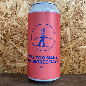 Pomona Island Way Too Many 40 Degree Days DDH IPA (440ml)