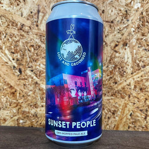 Lost and Grounded Sunset People WC Pale Ale 5.4% (440ml)