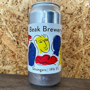 Beak Brewery Strangers IPA 5% (440ml)