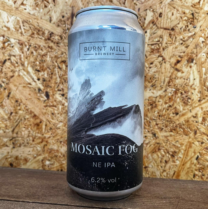 Burnt Mill Mosaic Fog 6.2% (440ml)