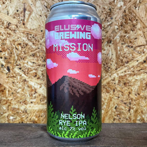 Elusive Brewing Mission IPA 7% (440ml)