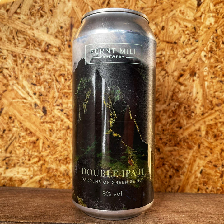 Burnt Mill Gardens of Green DIPA 2 8% (440ml)