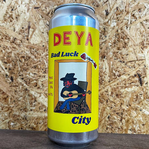 DEYA Bad Luck City WC IPA 7% (500ml)