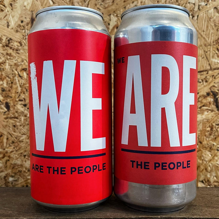 WE ARE The People Set 8% (2x440ml)