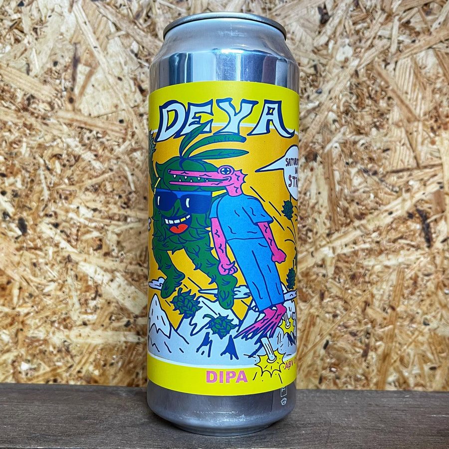 DEYA Saturated In Strata DIPA 8% (500ml)