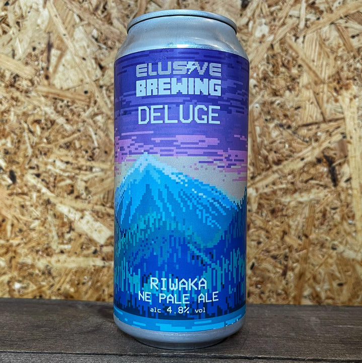Elusive Brewing Deluge NE Pale Ale 4.8% (440ml)
