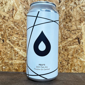 Polly's Brew Co Trouble On Central DDH Pale Ale 5.5% (440ml)