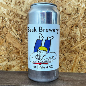Beak Jot Pale Ale 4.5% (440ml)