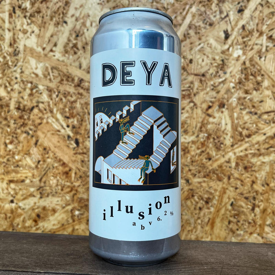 DEYA Illusion NE IPA 6.2% (500ml)