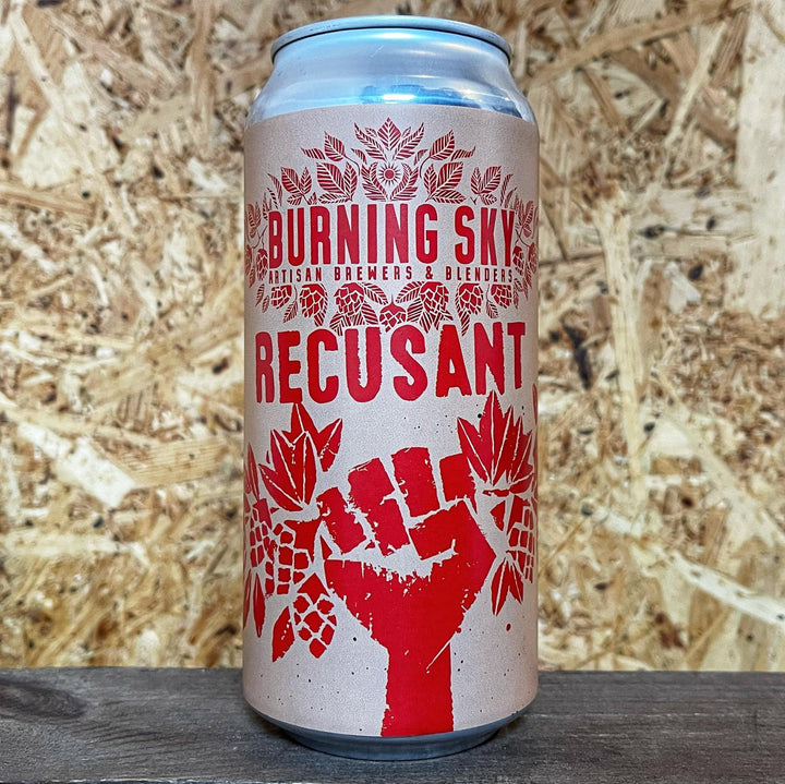 Burning Sky Recusant 6.3% (440ml)