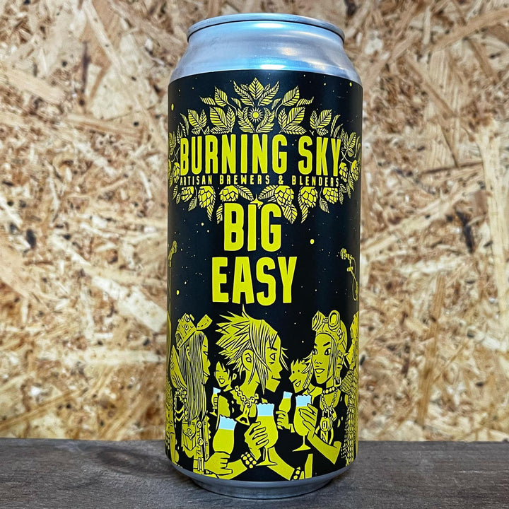 Burning Sky Big Easy DIPA 8% (440ml)